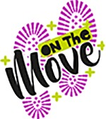 On the move logo 150pixel